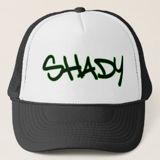 SHADY TRUCKER HAT