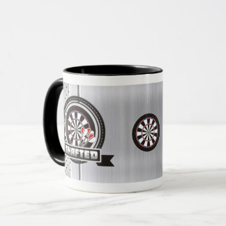 Shafted Darts Team Mug
