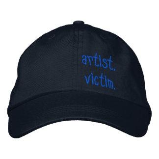 ShaftedArtist artist.victim. cap Embroidered Baseball Caps