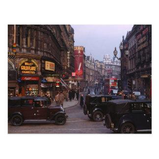 Shaftesbury Avenue 1949 Post Card