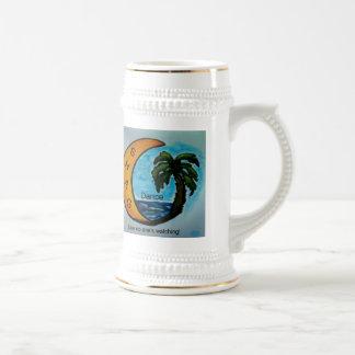Shag Dance Stein Coffee Mug