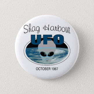 Shag Harbour Nova Scotia 6 Cm Round Badge