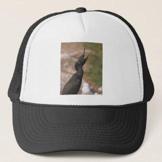 Shag Long Necked Bird Hat