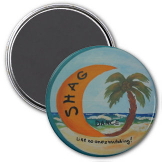 SHAG Magnet