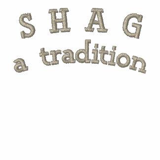 Shag Polo Shirt / Shag Golf  Shirt 'a tradition'