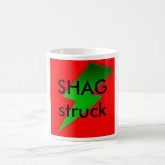 SHAG struck G/R/B Mug by Shag Stuff