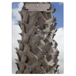 Shaggy Palm Tree Clipboard