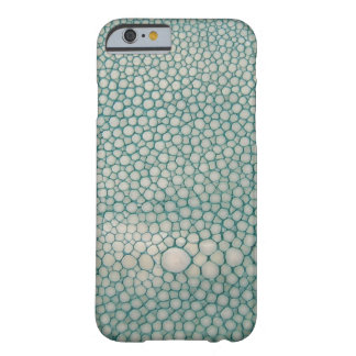 Shagreen Seafoam Green Barely There iPhone 6 Case
