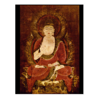 Shaka, Founder of Buddhism_The Orient Postcard