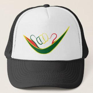 Shaka_hammock Trucker Hat