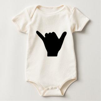 Shaka Hand Design Creeper