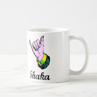 SHAKA BASIC WHITE MUG