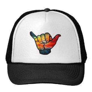 Shaka Rainbow Cap