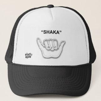"""SHAKA"" TRUCKER HAT"