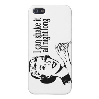 Shake It All Night Long Retro iPhone 5/5S Covers