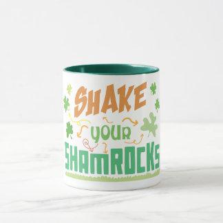 Shake Your Shamrocks Mug