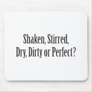 Shaken or Stirred Mouse Pad