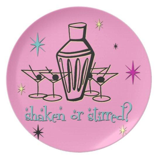 Shaken or Stirred? Plate