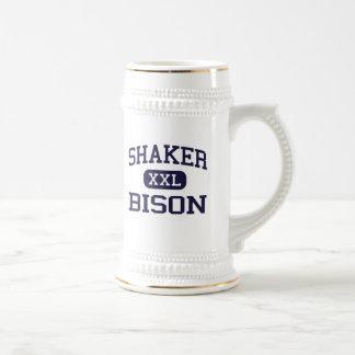 shaker - Bison - high school - Latham New York Beer Stein