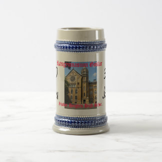 Shaker-Goslar Exchange 30 years (RG Ed.) Beer Steins