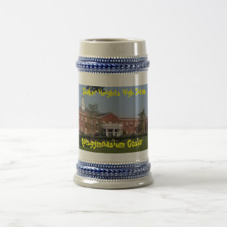 Shaker-Goslar Exchange 30 years (SHHS Ed.) Beer Stein
