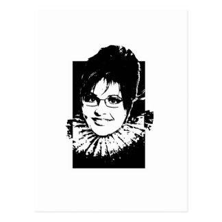 ShakesPalin T-shirt Postcard