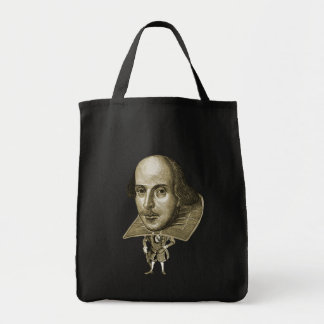 Shakespeare Caricature Bags