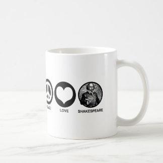 Shakespeare Coffee Mug