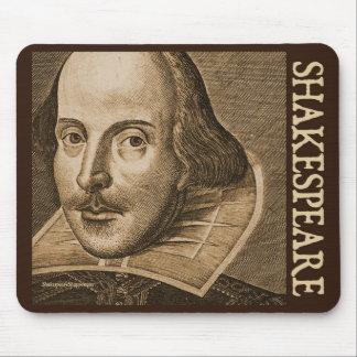 Shakespeare Droeshout Engravings Mousepads