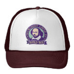 Shakespeare Everybody Loves a Bard Boy Cap