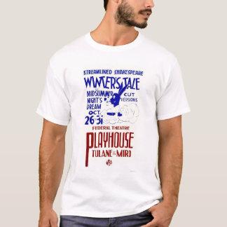 Shakespeare Express 1940 WPA T-Shirt