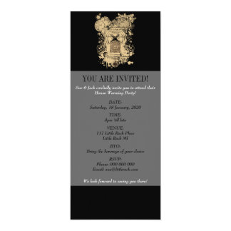Shakespeare Henry IV Part I Quarto Front Piece 10 Cm X 24 Cm Invitation Card