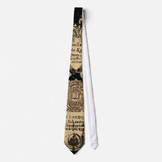 Shakespeare Henry IV Part I Quarto Front Piece Tie