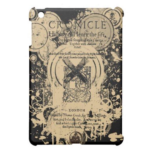 Shakespeare Henry V Quarto Front Piece iPad Mini Case