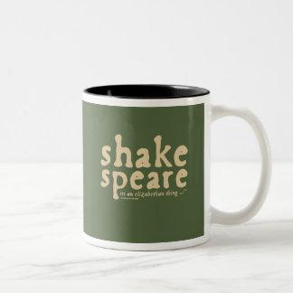 Shakespeare - it's an Elizabethan thing Mug