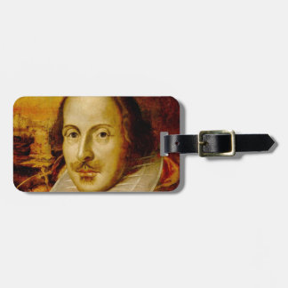 Shakespeare Luggage Tag - Customize it!