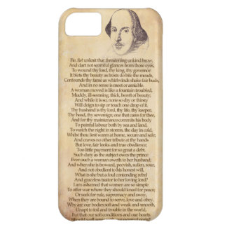 Shakespeare on your iPhone - Taming of the Shrew iPhone 5C Case