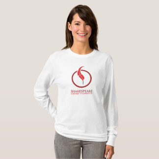 Shakespeare Oxford Fellowship Women's Long-Sleeved T-Shirt