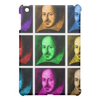 Shakespeare Pop Art iPad Mini Cover