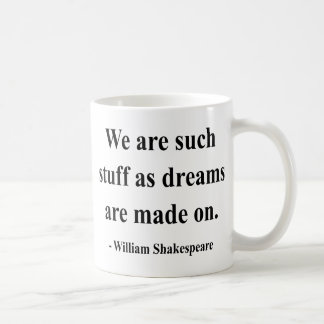 Shakespeare Quote 2a Basic White Mug