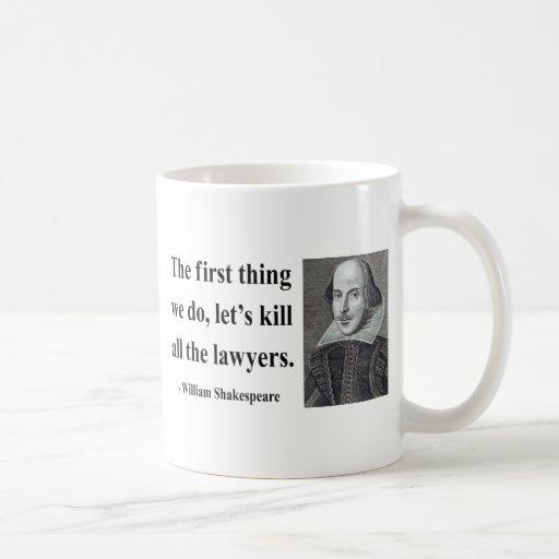 Shakespeare Quote 4b Coffee Mug