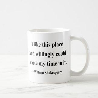 Shakespeare Quote 6a Coffee Mug