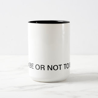 Shakespeare Quote Mug - Hamlet