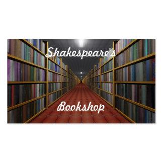 Shakespeare s Bookshop Business Cards