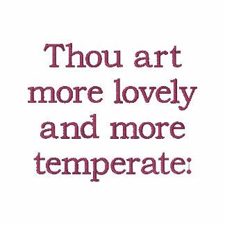 Shakespeare Sonnet # 18