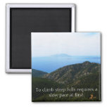 Shakespeare Success Quotations Square Magnet