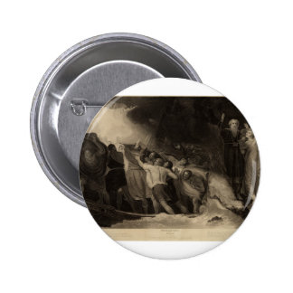 Shakespeare The Tempest 6 Cm Round Badge