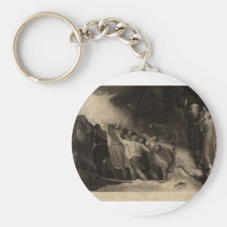 Shakespeare The Tempest Key Chain