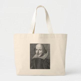 Shakespeare Jumbo Tote Bag