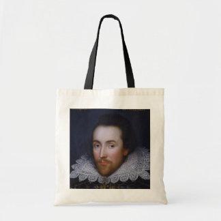Shakespeare Tote Cobbe Portrait